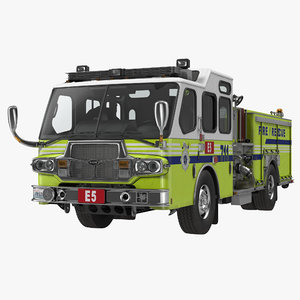 department e-one quest pumper c4d
