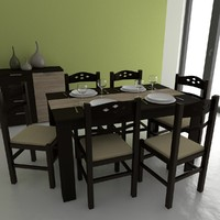 3d model 3dmodels table