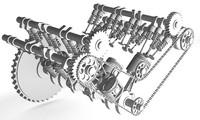 engine v8 max