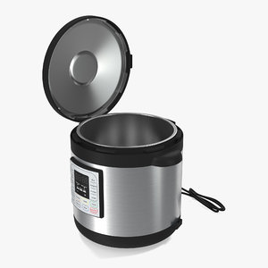 3d electric pressure cooker