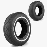 3d model tire firestone