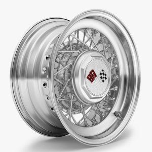 max wheel rim wire