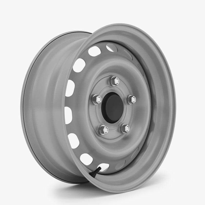 wheel steel rim max