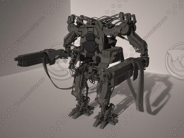 3d armored personnel unit apu model