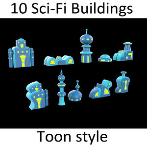 10 toon buildings max
