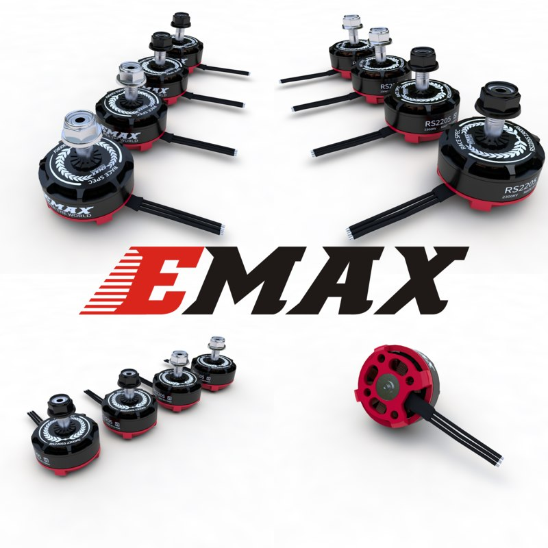 3d emax rs2205s brushless motor model