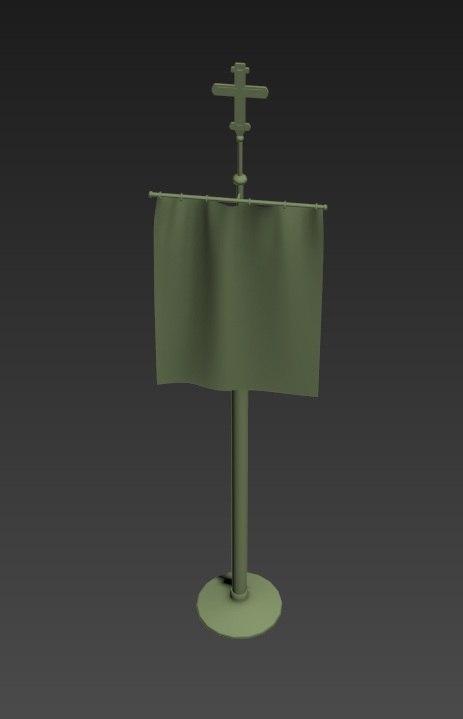 3d model medieval object