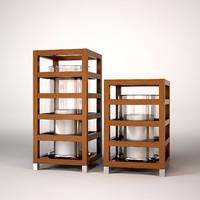 3d model toby lantern ralph lauren