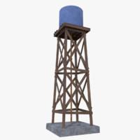 obj water tank
