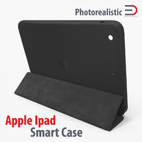 Apple Ipad Air Smart Case Black 3D Model