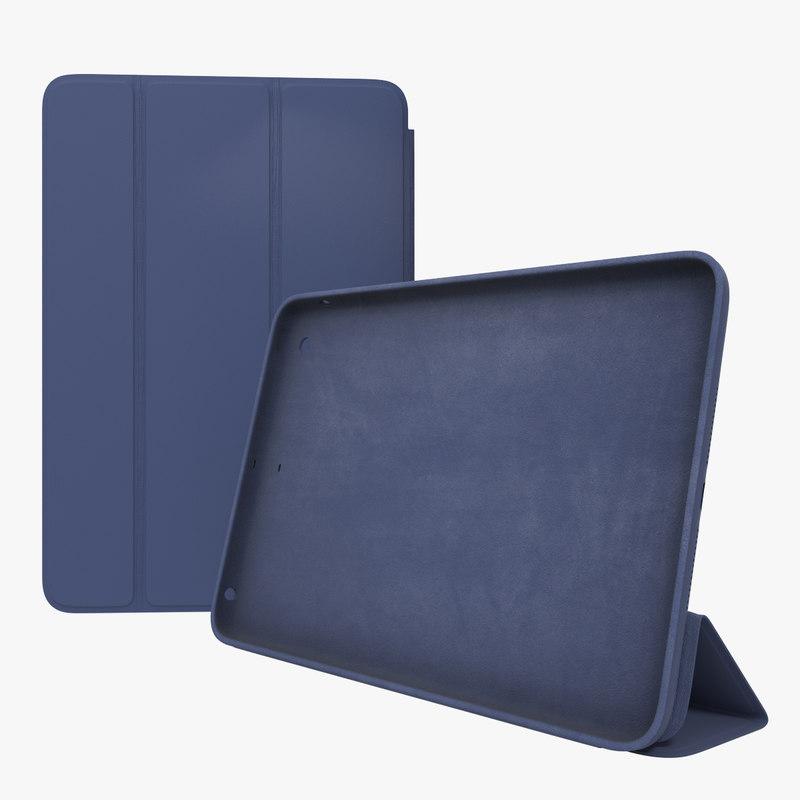 3d ipad mini smart case