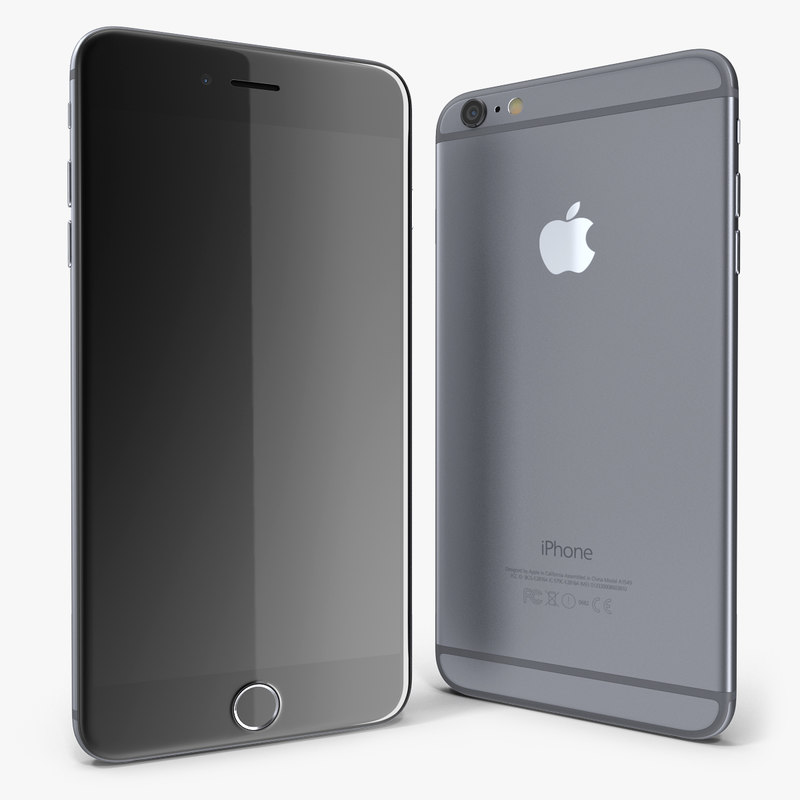 iphone 6 space gray max