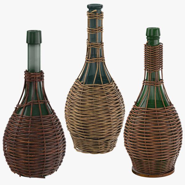 3d max jugs baskets
