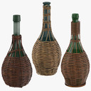 Jugs in Baskets Collections