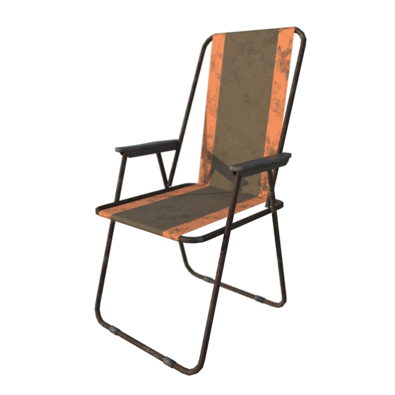 camping chair 3ds