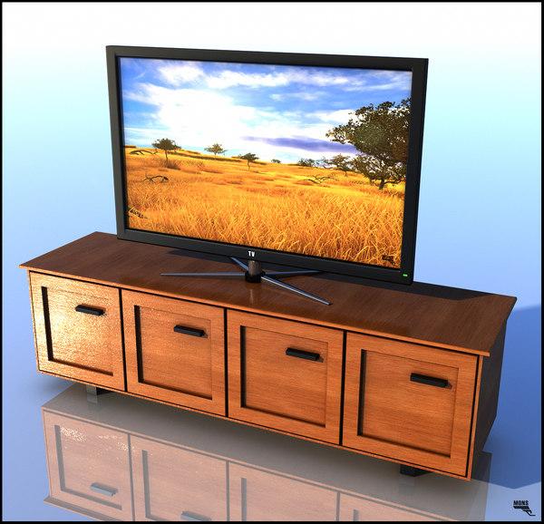 fbx tv stand