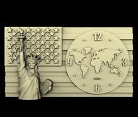 Clock SUA