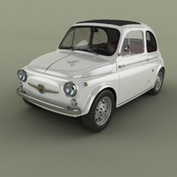 3d 1967 abarth 595 ss