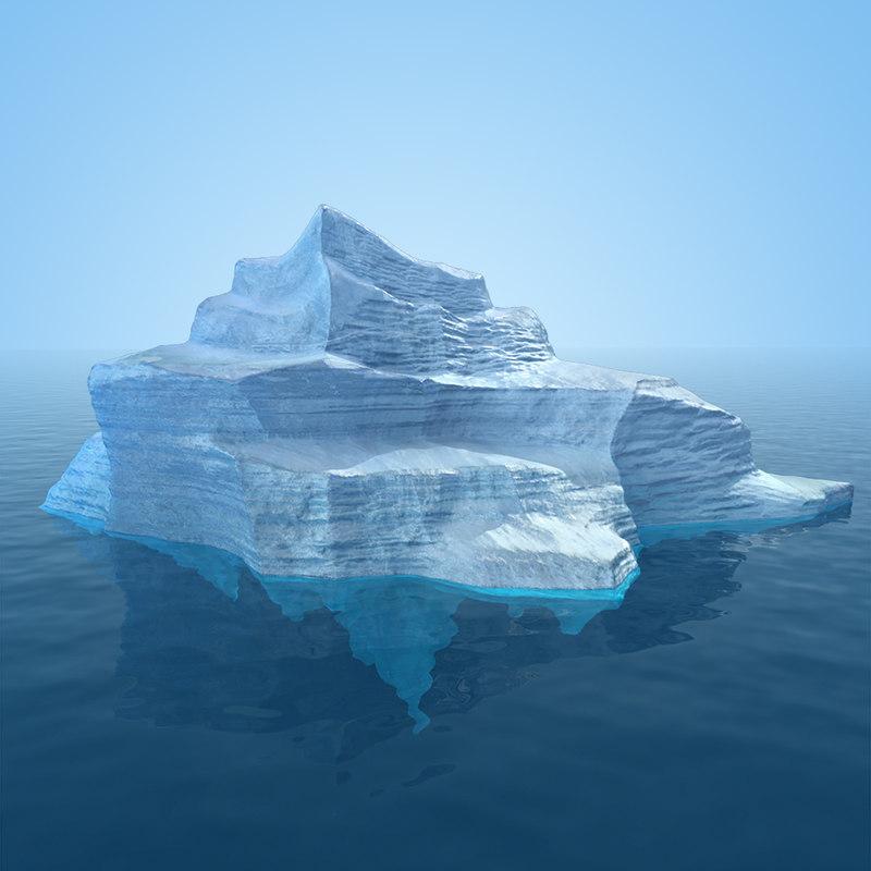 iceberg 5 max