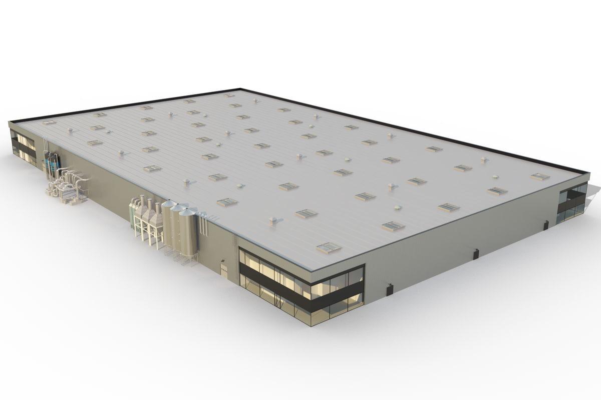 building industrial max