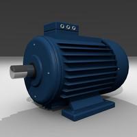 3d elektromotor motor