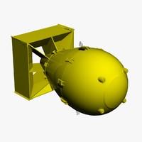 3d 3ds atomic bomb