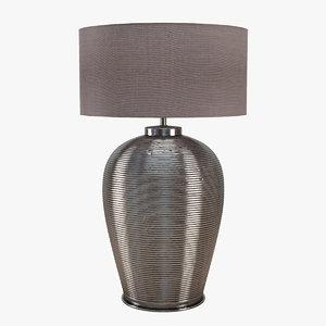 dialma brown db004370 table lamp 3d model