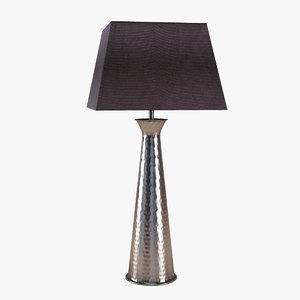 3d model dialma brown db004372 table lamp