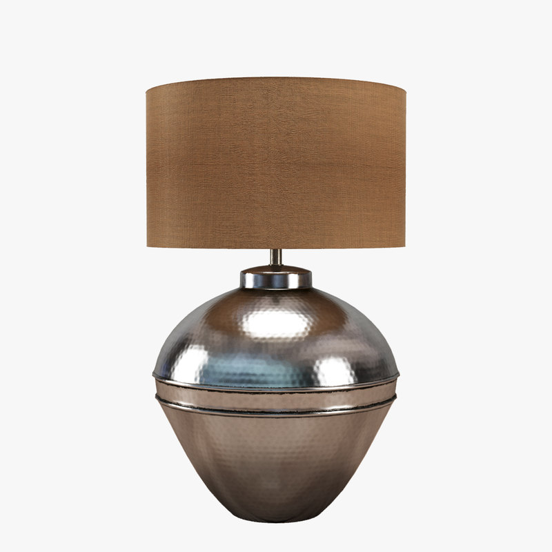 max dialma brown db004371 table lamp