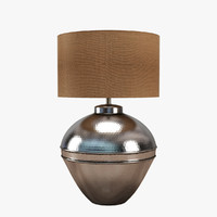 max dialma brown db004371 table lamp