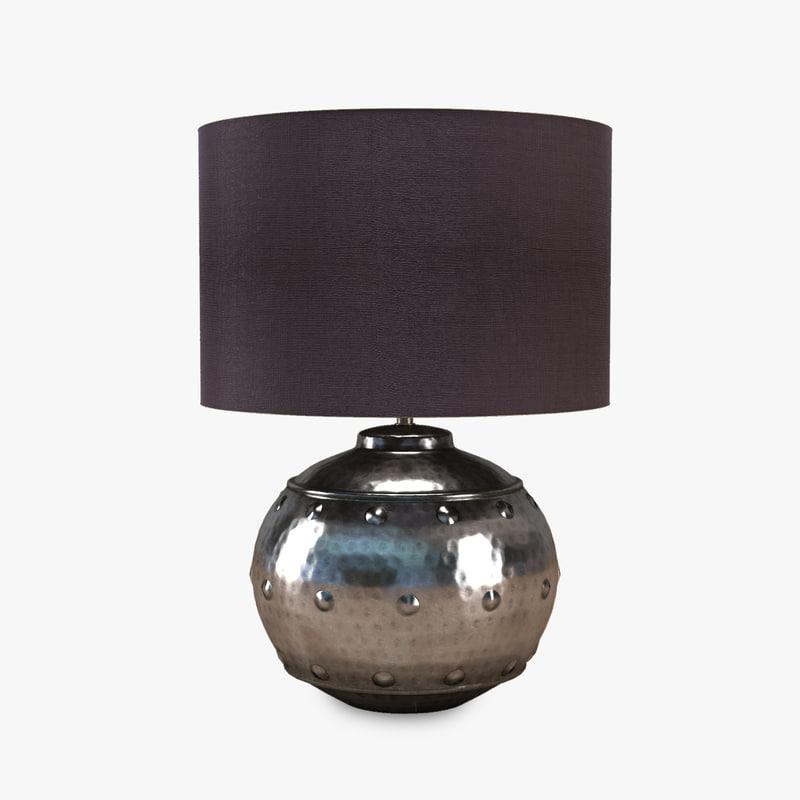 3d dialma brown db004374 table lamp
