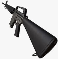 M16A1 (Triple A)
