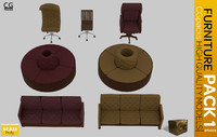 Furniture Pack1