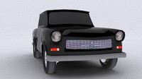 Trabant 601 (Car Model)