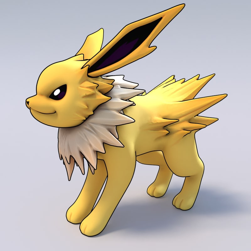 jolteon pokemon max