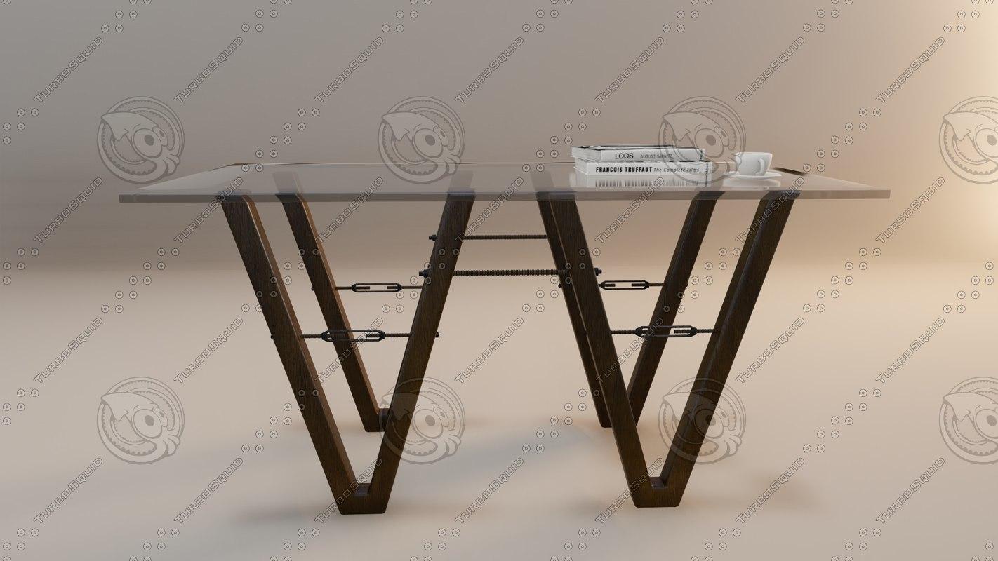 fbx w table