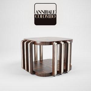 table design coffee coffe 3d max