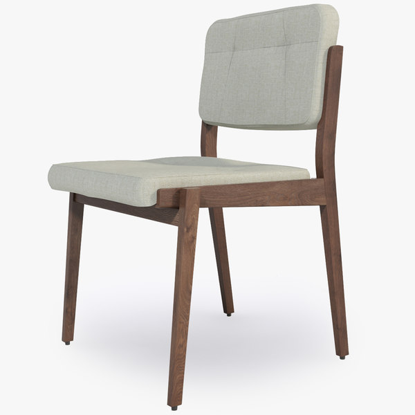 capo dining chair obj