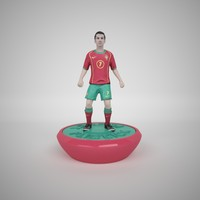 Subbuteo Table Soccer Player