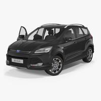 Ford Kuga FWD 2016 Rigged