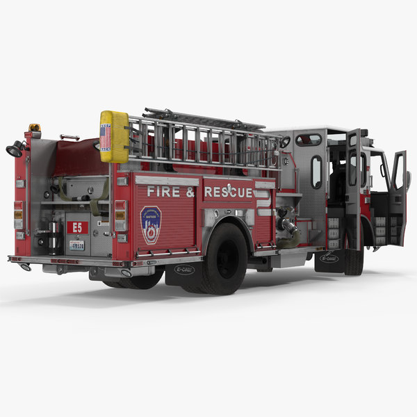 3d model of eastside rescue e-one quest
