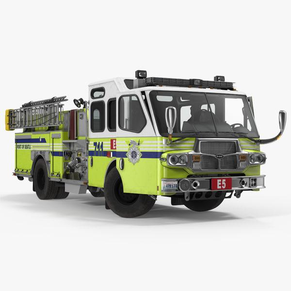 3d department e-one quest pumper model
