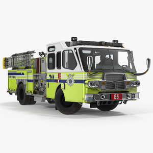3d department e-one quest pumper model