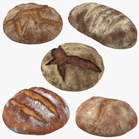 Bread Loafs Collection