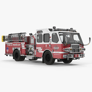 eastside rescue e-one quest 3d max