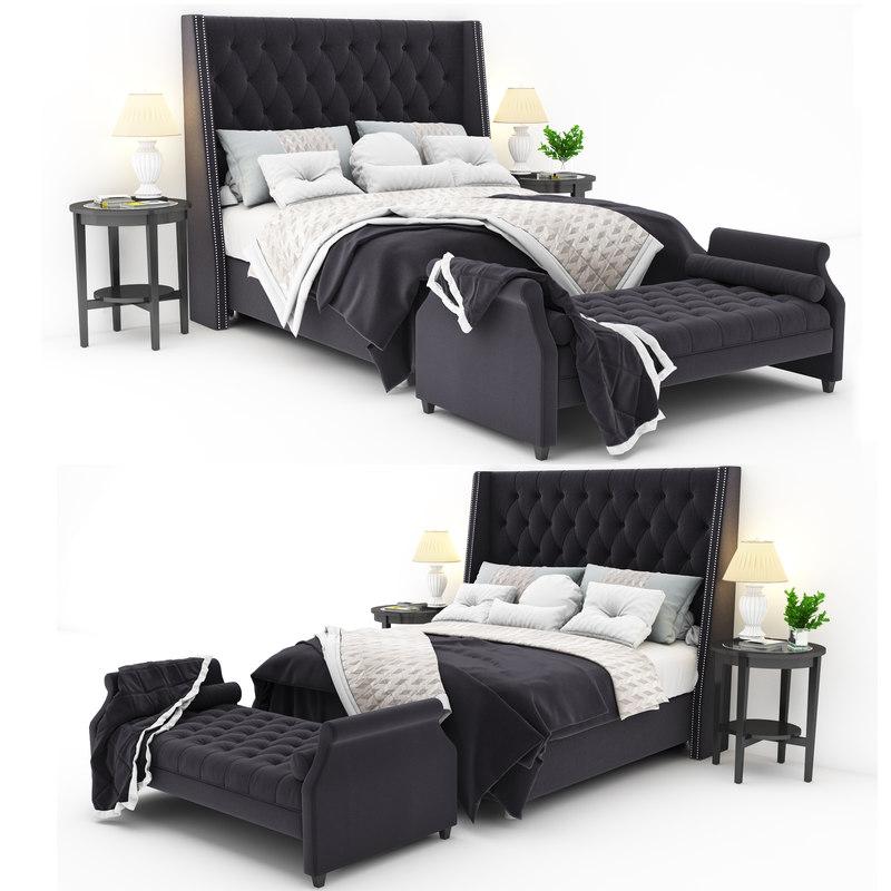 3d bed 47
