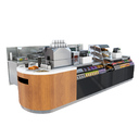 coffee bar 3D models