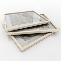 3d model of photo frames