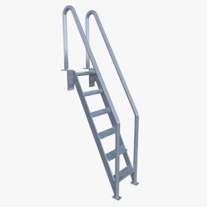 fbx pool ladder