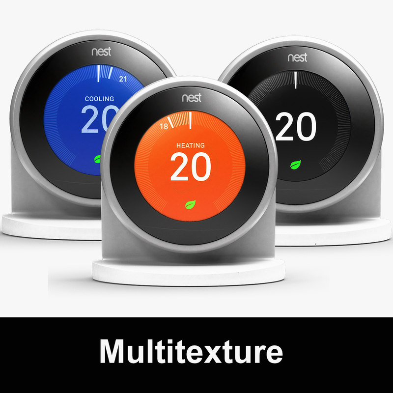 nest learning thermostat max